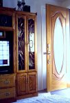 interior  door entertainment center