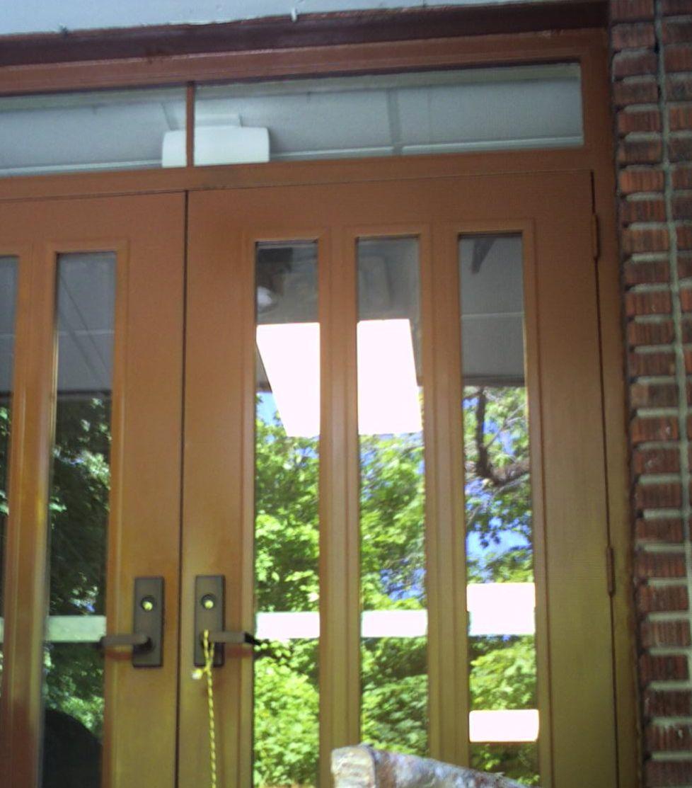 Commercial Exterior Metal Doors