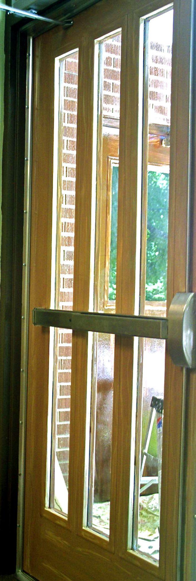 COMMERCIAL METAL INTERIOR DOORS