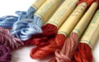 silk needlepoint thread
