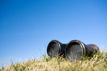 Binoculars Can be Used with Eyeshields
