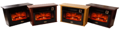 SunHeat Fireplace 1500FP