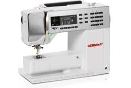 Bernina 550QE Quilters Edition with walking foot and Bernina Stitch Regulator at Studio Bernina in Lafayette, CO