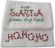 Dear Santa Pillow Case