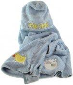Tub Time Towel