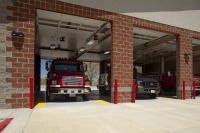 Cleveland Fire Department Buidling