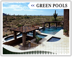 Green Pool Clean Up, NO GREEN Guarantee