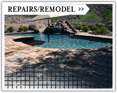 Pool Remodels & Repairs; Specialty pool services
