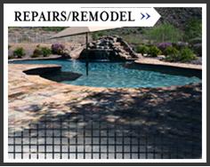 Pool Remodels & Repairs; Specialty pool services