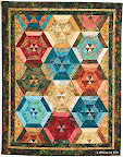 Facets of Time / McCall's Quick Quilts September/October 2011 / Photo courtesy of McCall's Quick Quilts