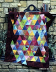 Thousand Pyramids /  Quilt, #81 Aug/Sep  2007 / Photo courtesy of Quilt Magazine
