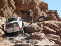 NAXJA Fall Fling 2012 Cliff Hanger Moab
