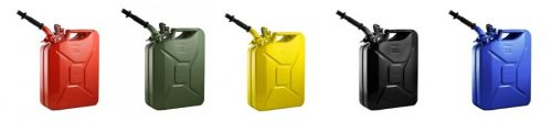 off road military fuel gas can mil spec gijerrycan jerrycan