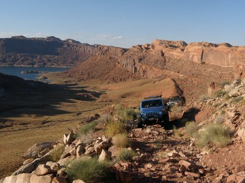 Prime 4x4 jeep trails events reports condition access