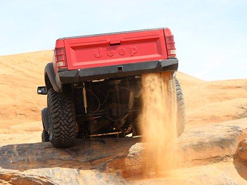 Prime 4x4 1989 Jeep Comanche MJ
