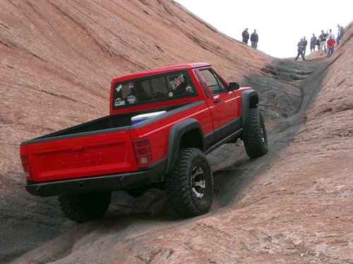 prime 4x4 off road 89 jeep comanchee build