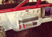 Prime 4x4 custom switch control panel team mad m.a.d.