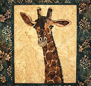 Big Fort Bay Pattern - Giraffe