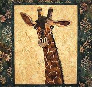 Big Fort Bay Pattern - Giraffe