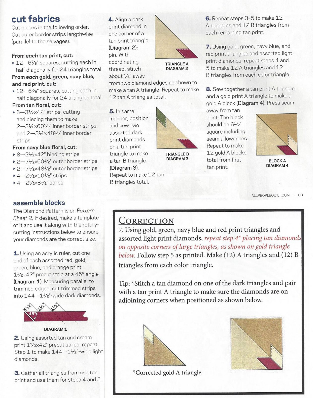 Corrections How To Make A Star Diagram Rustic Stars Pillow For Kt Sleeves