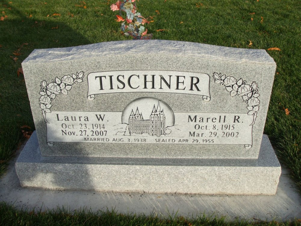 Cemetery Headstone Index - T