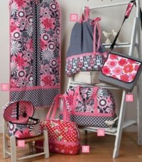 Trendy Totes and Carryalls by Cindy Taylor Oates for Taylor Made Designs