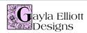 Gayla Elliott Designs Logo