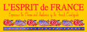 L'Espirit de France Logo