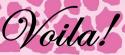 Voila! Logo