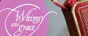 Whimsy & Grace Logo