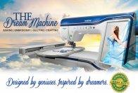 The Dream Machine Innov-is XV8500D main display