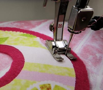 Beginning Machine Applique Blanket Stitch Enchanting Blanket Stitch On Sewing Machine