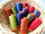 Aurifill thread