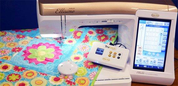 Babylock TruStitch Stitch Regulator Adorable Sewing Machines With Stitch Regulator