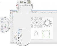 Quilt Manager Digitizing Software