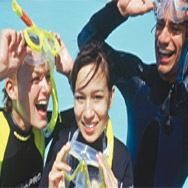 Learn to scuba dive with PADI