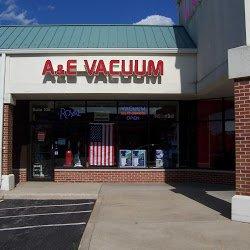A & E Vacuum Exterior