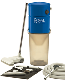 Royal Central Vacuum Cleaner