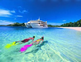 Blue Lagoon cruises snorkeling