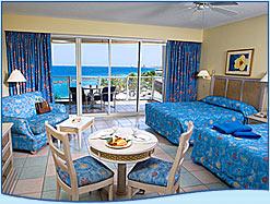 Breezed Oceanview room