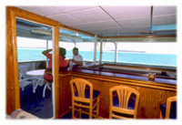 Palau Aggressor Bar