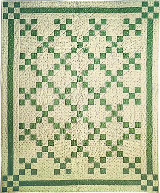 Irish Chain Quilt Class : irish quilt pattern - Adamdwight.com