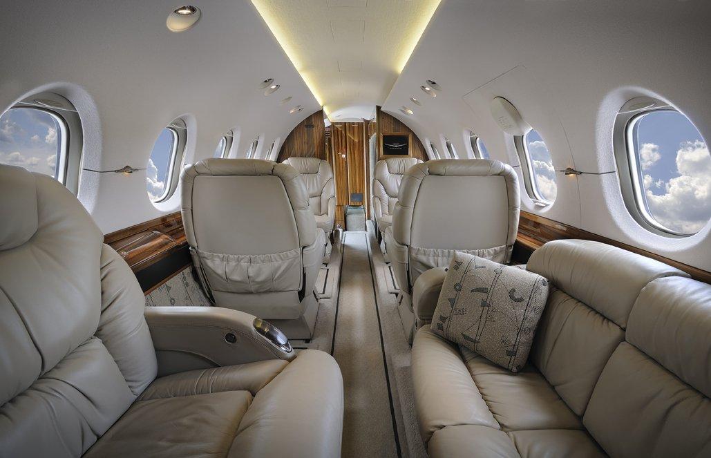 Private Jet Charter Hawker 800xp 850xp