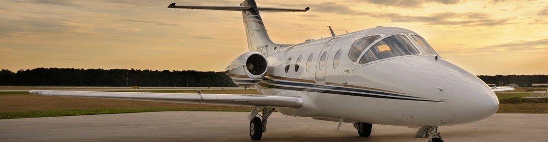 Private Jet Charter Hawker 400xp