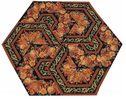 Triangle Frenzy Hexagon Amp Swirl
