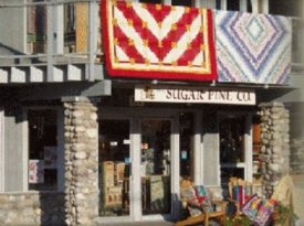 The Sugar Pine Company   Quilting and Knitting Canmore Banff AB ... : sugar pine quilt shop - Adamdwight.com