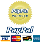 PayPal Verified Secured site