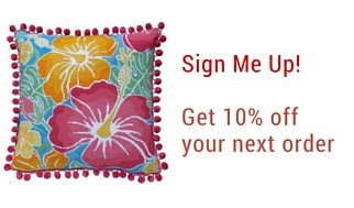 needlepoint newsletter sign up