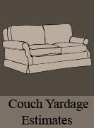 Couch & Sofa Yardage Estimates