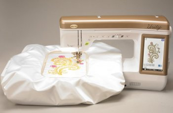Unity embroidery Babylock sewing Speedy Sew Sewing Center Saginaw Michigan Dottie Rivette
